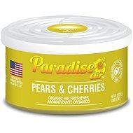 Paradise Air Organic Air Freshener, vôňa Pears & Cherries