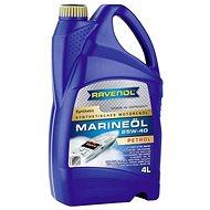 RAVENOL MARINEOIL PETROL SAE 25W40 synthetic; 4 L - Motorový olej