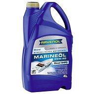 RAVENOL MARINEOIL SHPD 25W40 mineral; 4 L - Motorový olej