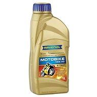 RAVENOL Motobike 4-T Mineral 15W-40; 1 L - Motorový olej