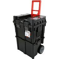 Yato Vozík na náradie pojazdný plastový, 2 sekcie - Vozík na náradie
