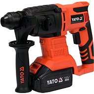 Yato Hammer drill 18V AKU SDS-plus 3.0 Ah