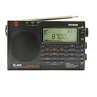 Tecsun PL-660 prehľadový prijímač - Vysielačka