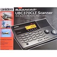 UNIDEN UBC 370 CLT scanner - Rádiostanica