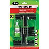 Slime Opravná sada knotem – Tire Plug Kit - Opravná súprava pneu