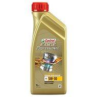 Castrol EDGE Titanium Professional A5 5W-30;1 l - Motorový olej