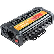 BYGD  P1500U - Menič napätia, 12 V na 230 V 1 500 W - Menič napätia