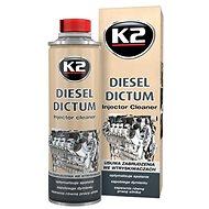 K2 DIESEL DICTUM 500ml – čistič vstrekovacieho systému