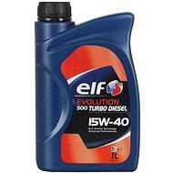ELF EVOLUTION 500 TURBO DIESEL 15W40 1 l - Motorový olej