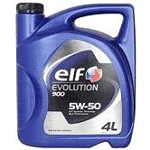 ELF EVOLUTION 900 5W50 4 l - Motorový olej