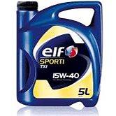 ELF SPORTI 5 TXI 15W40 5 l - Motorový olej