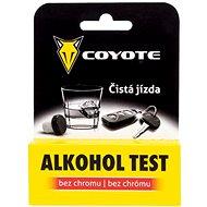 COYOTE jednorazový alkohol test