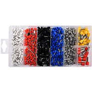 Yato Insulated Crimp-on Cable Ends Set 685pcs