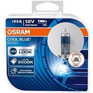OSRAM Cool Blue Boost H4,12 V, 100/90 W, P43t, Duobox - Autožiarovka