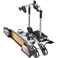 PERUZZO PARMA pre 2 bicykle Fe, strieborný - Nosič bicyklov na ťažné zariadenie