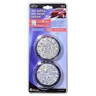 Compass Svetlá denného svietenia guľaté 18 LED/12 V - Svetlo na denné svietenie