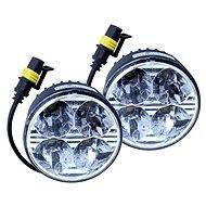 COMPASS Svetlá svietenie 4 HIGH POWER LED - Svetlá