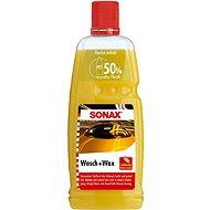 SONAX Šampón s voskom koncentrát, 1 l - Autošampón
