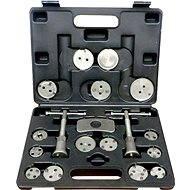 GEKO Brake Piston Compressor, Set of 18pcs - Puller