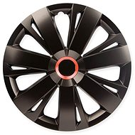 VERSACO ENERGY RED RING BLACK 14 - Puklice na auto
