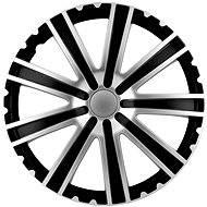 TORO 15 BLACK/SILVER - Puklica na auto