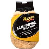 MEGUIAR'S Lambswool Wash Mitt - Čistiace rukavice