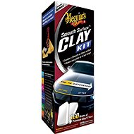 MEGUIAR'S Smooth Surface Clay Kit - Autokozmetika