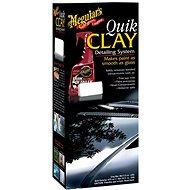 MEGUIAR'S Quik Clay Starter Kit - Sada autokozmetiky