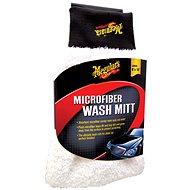 MEGUIAR'S Microfiber Wash Mitt - Čistiace rukavice