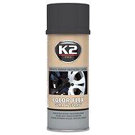 K2 COLOR FLEX 400ml (čierna matná) - Farba