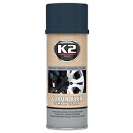 K2 COLOR FLEX 400 ml (carbon) - Farba v spreji