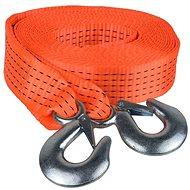 GEKO Lano ťažné s hákmi, 5 t × 7,5 m - Ťažné lano