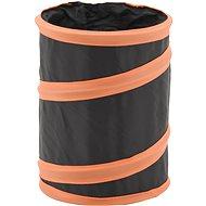 COMPASS Odpadkový koš malý ORANGE - Odpadkový kôš