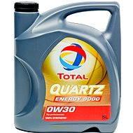 TOTAL QUARTZ 9000 ENERGY 0W30 5 l - Motorový olej
