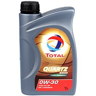 TOTAL QUARTZ 9000 0W30 1 l - Motorový olej