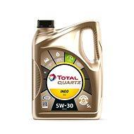 TOTAL QUARTZ INEO ECS 5W30 - 5 litrov - Motorový olej