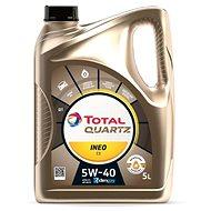 TOTAL QUARTZ INEO MC3 5W40 5 l - Motorový olej