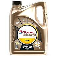 TOTAL QUARTZ 9000 5W40 - 5 litrov - Motorový olej