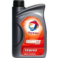 TOTAL QUARTZ 5000 15W40 1 l - Motorový olej