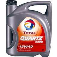 TOTAL QUARTZ 5000 15W40 5 l - Olej