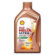 SHELL HELIX Ultra SN 0W-20 1 l - Motorový olej