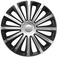 """VERSACO Trend silver/black 15"""" - Puklice na kolesá"""