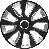 "VERSACO Stratos RC black/silver 14"" - Wheel Covers"