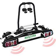 MULTIPLA Nosič kol na tažné zařízení 2 kola s couvacími čidly - Nosič bicyklov na ťažné zariadenie