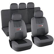 Compass Poťahy na sedadlá súprava 9 ks CARBON LIGHT - Autopoťahy