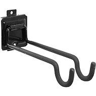 FAST TRACK Double hook 2× 26 cm - Závesný držiak