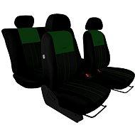SIXTOL Autopoťahy DUO TUNING zeleno-čierne - Autopoťahy
