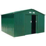 G21 GAH 905 – 311 × 291 cm, zelený - Záhradný domček