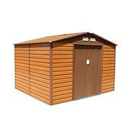 G21 GAH 529 - 277 × 191 cm, imitácia dreva - Záhradný domček