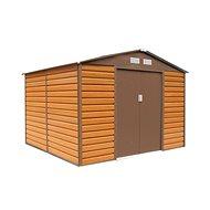 G21 GAH 706 - 277 × 255 cm, imitácia dreva - Záhradný domček